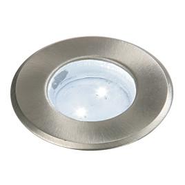 LED exterior or interior ground light