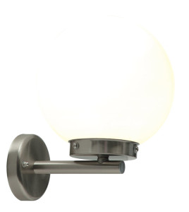 28 Watt Incandescent / Pallo 1lt wall IP44
