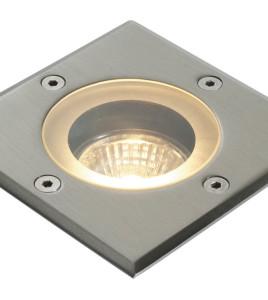 50 Watt Pillar square marine grade IP65