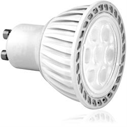 4 Watt GU10 Dimmable LED Lamp
