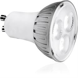 6 Watt Non-Dimmable LED Lamp GU10