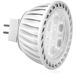 4 Watt White Premium LED Lamp MR16
