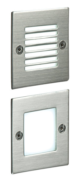 Small Square LED Wall Light