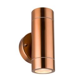 Palin 2lt wall Light - copper lacquer
