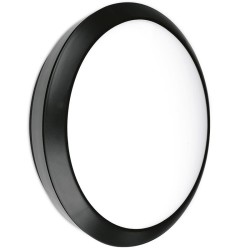 12 Watt Round LED Bulkhead IP66
