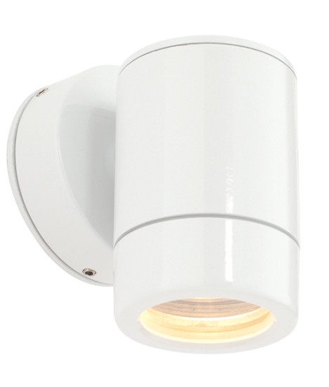 Odyssey 1lt wall IP44 35W - gloss white paint